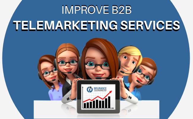 B2B Telemarketing Services